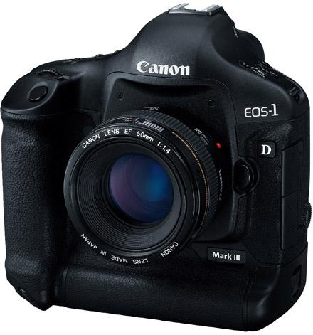 Canon EOS 1D Mark III