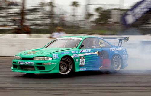 Q Racing/Peak Performance 240SX S14