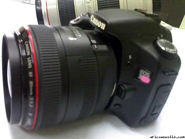 Canon 35D Spy Photo
