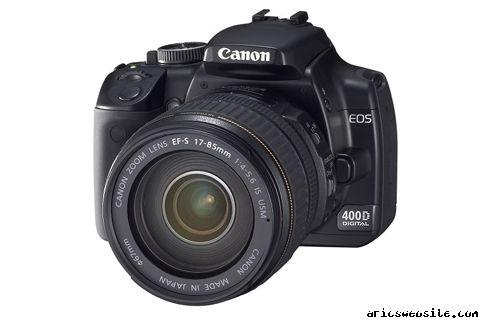 Canon EOS 400D Digital Rebel XTi