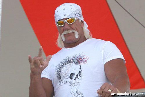 Hulk Hogan @ Formula D