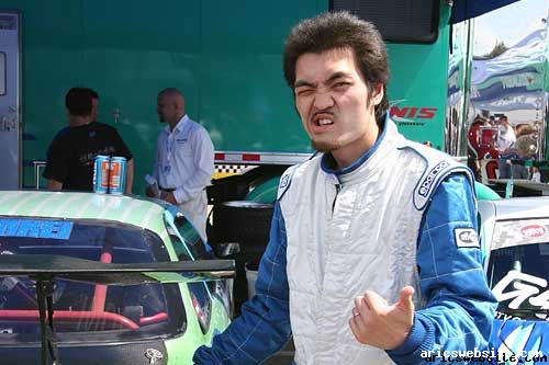 Robbie Speed Racer Nishida