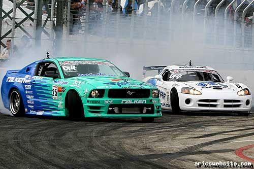 Falken Mustang and Viper